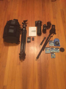 Nikon D7000 with Accessories