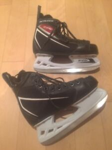 CCM Intruder - boys hockey skates - size 3 (approx. 8-10y)