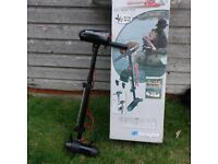 Sevylor Electric Outboard Motor SBM18, 2.5kg, boats/canoes, no transom needed