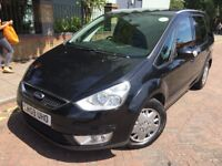 Ford Galaxy 2009 (59reg) Diesel, Automatic, New MOT & PCO, Very Good condition.
