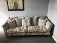 Ashley Manor 4 Seater, Snuggle Chair & Storage Stool