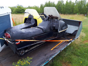 340 skidoo olympic for sale