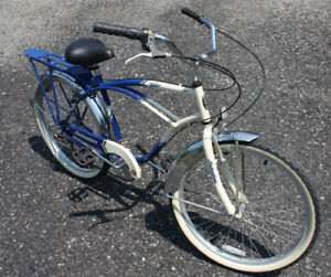 "Schwinn Men's 26"" cruiser bike"