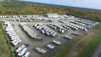 Rv sales in The leisure industry