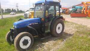 Tracteur New-Holland