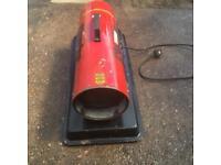 Clarke XR55 heater