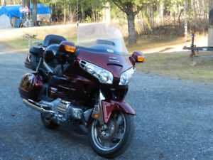 30th Anniversary Edition Goldwing