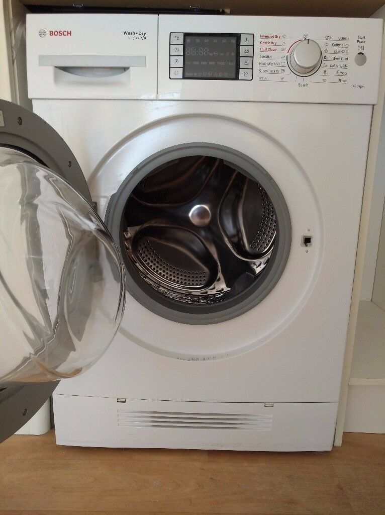 Bosch Logixx 7/4 Washer Dryer