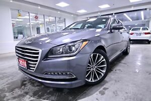 2016 Hyundai Genesis Sedan  LUXURY, ONE OWNER, CLEAN CARPROOF, N