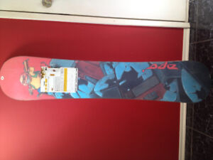 APO SNOWBOARD FOR KID 137CM