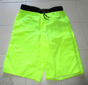 Boys flor yellow bathing suit from Old Navy in size Lg (10/12)