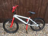 Piranha 300 Freerider BMX bike cycle - 20 inch wheels