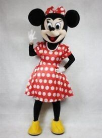 Hire Minnie Mascot