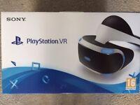BNIB SONY PLAYSTATION VR £250