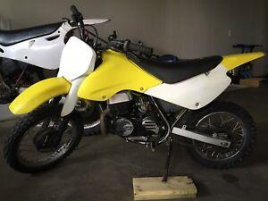 2003 Suzuki JR 80