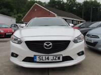 2014 14 MAZDA 6 2.2 D SE-L SAT NAV, 5 DOOR **ESTATE** DIESEL