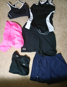 Under Armour lot
