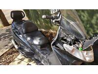 1999 Suzuki Burgman - Spares, Repairs or Project