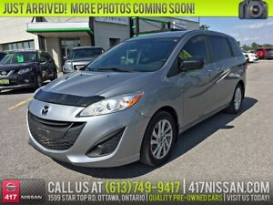 2014 Mazda MAZDA5 GS | Low KM's, Tint, Immaculate