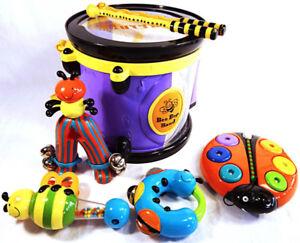 Bee Bop Band Parents/ Battat