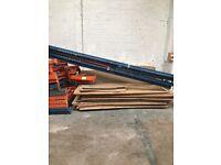 Warehouse racking £250 ONO