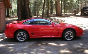 1992 DODGE STEALTH RT TURBO AWD