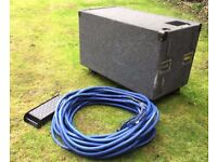 Audio Multicore Stagebox 32 channel,45m snake with FREE SSE flightcase roadtrunk