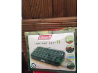 coleman air bed x 2