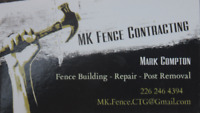 Fence and Post (New and Repairs)