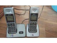 BT 2000 TWIN DIGITAL CORDLESS TELEPHONE