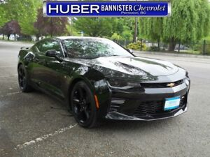 2016 Chevrolet Camaro 2SS/6.2 litre V8/Leather