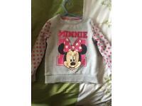 5-6 yrs Minnie Mouse jumper
