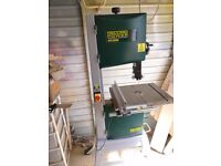 """Record Power BS300E 12"""" Premium Band Saw / Great Condition"""