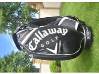 Calloway staff bag. Great condition