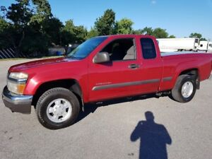 2004 Chevrolet Colorado 4X4 TRES PROPRE
