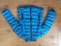 Boys next puffer thermal jacket