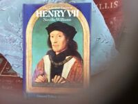 Set of historical books on British Monarchs