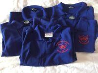 Prince Aveune polo shirts age 6-7