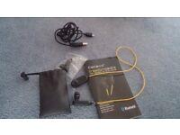 Tecevo freedom beatz bluetooth in-ear headphones