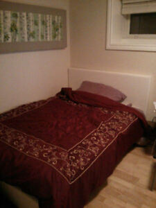 MONTHLY/Downtown/kingsway/Furnished Bsmt Suite/Wifi/Cable
