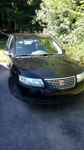 2005 Saturn ION 4 door 5speed NO MVI 4trade