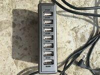 Multi USB adaptor plug