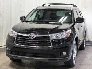 2015 Toyota Highlander Limited AWD 7-Passenger w/ Navigation, Pa