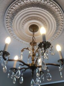 Antique Chrystal Chandeliers