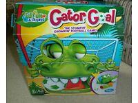 Gator Goal children's game