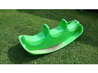 Kids crocodile see saw