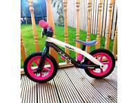 Brand New Girls Balance Bike