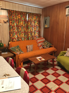 """DIG THIS"" 1970 RETRO  GET AWAY CABIN  in Cochin sk"
