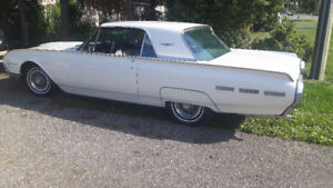 Price is Reduced .......1962 Thunderbird Coupe