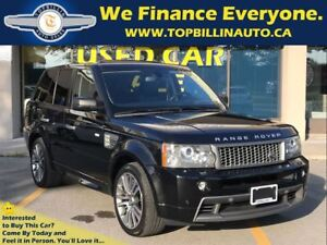 2009 Land Rover Range Rover Sport Supercharged, Fully Loaded, 2